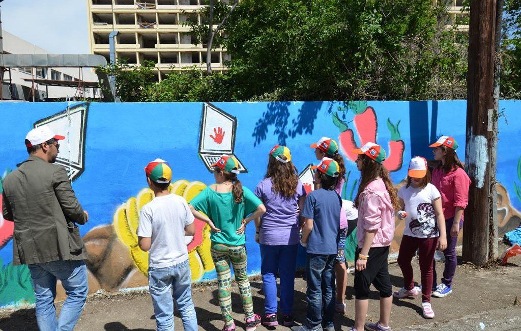 graffiti 7 group foto